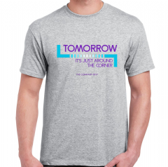CO TOMORROW 2017 Show T-shirt - Blue Corners